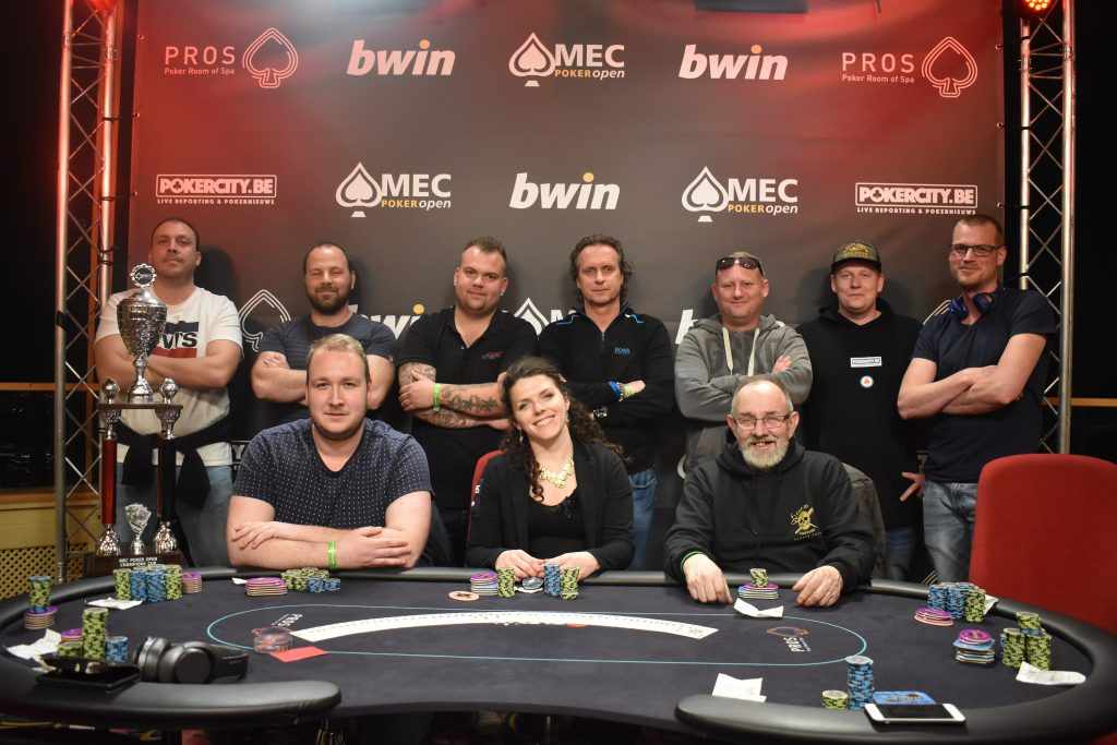 Final Table main-event